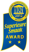 ITQI superior taste award for Herman Desserts